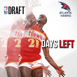Hawks Draft Countdown