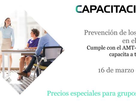 Capacitación en Prevención de Riesgos Laborales