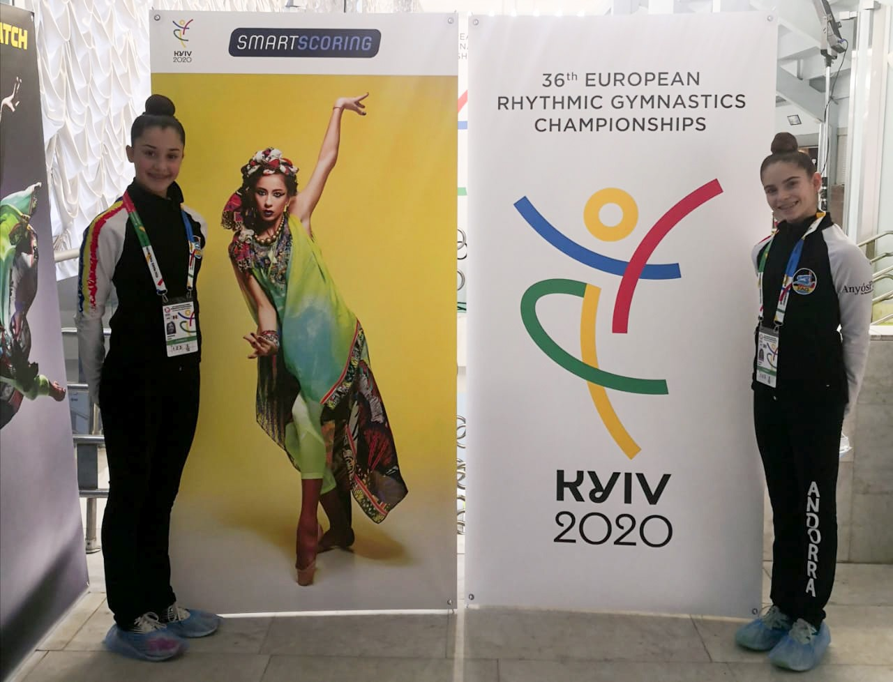 Berta i Carla a KIEV