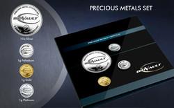 Precious Metals Set