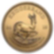 1 oz Krugerrand from investgold