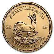 1 oz Krugerrand from investgold