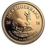 buy 1/4 oz Krugerrand from investgold