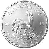 buy 1 oz silver krugerrands from investgold