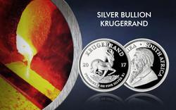 Silver Kruggerrands