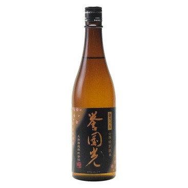 譽國光 金 山廢特別純米酒 (720ml)