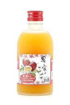 麻原酒造 果実のささやき 熱情果酒