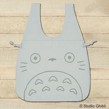 日本郵政限定 龍貓防水束口袋 (大)