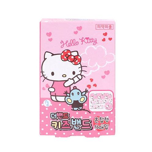 韓國 HELLO KITTY 膠布 (16片) (3種尺寸)