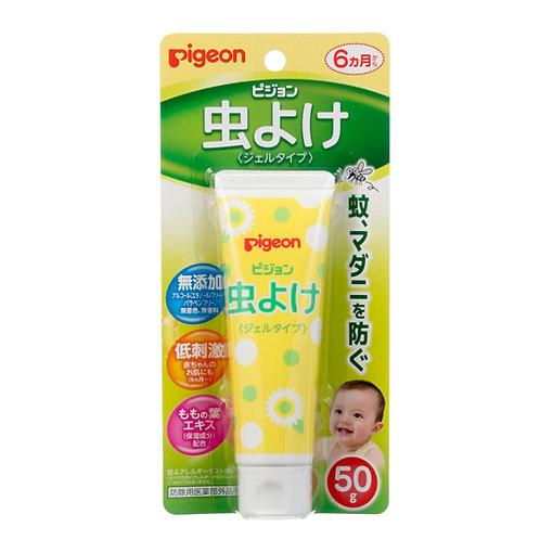 日本Pigeon 保濕防蚊蟲啫哩(6個月大起適用)
