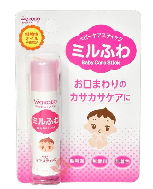 日本WAKODO和光堂嬰兒保濕潤唇膏(5g)