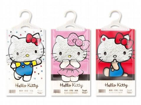 Hello Kitty 懸掛式除濕袋 (1pack X 2袋)