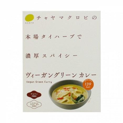 CHAYA 日本純素青咖哩
