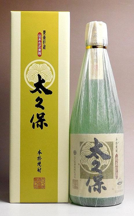 日本 鹿兒島縣 太久保 烤芋燒酎 (720ml)
