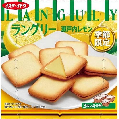 LANGULY 三文治夾心餅 (瀨戶內檸檬)