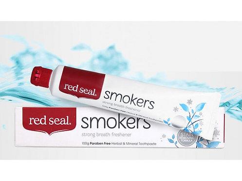 Red Seal Smokers天然去漬牙膏