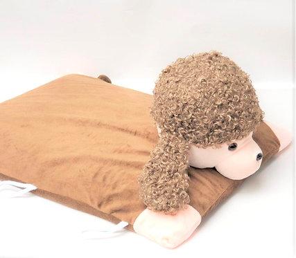 超柔短毛絨天然乳膠嬰兒床墊(小綿羊)