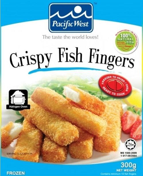 Pacific West 魚手指 (約300g)