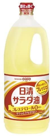 日清 沙律油 (1.5公升)