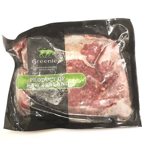 紐西蘭Greenlea 草飼免治牛肉 (約500g)