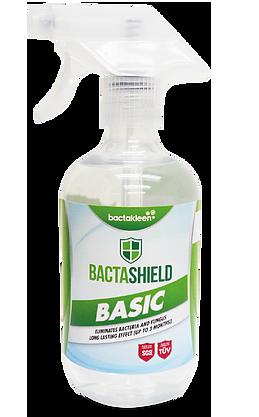 BACTAKLEEN Bactashield Basic 抗菌噴霧支裝 (500ml)