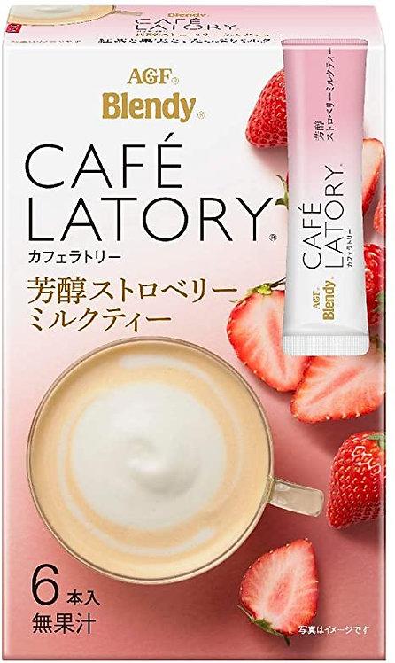 AGF Blendy Cafe Latory 芳醇士多啤梨奶茶