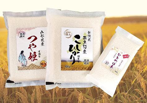 「東北名米之鄉」日本米 優惠試食裝
