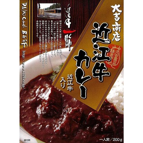 大吉商店即食咖喱近江和牛