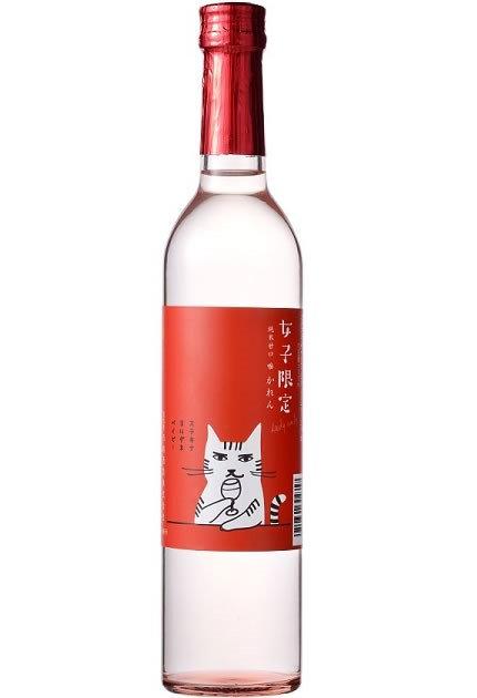 KAREN 女子限定 純米酒 (500ml)