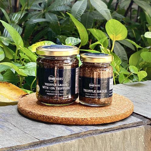 BROTHERS 意大利產15%高純度優質黑松露醬(180g)