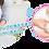 Thumbnail: SHACHIHATA 日本製兒童練習洗手印章 (藍色 / 紅色)