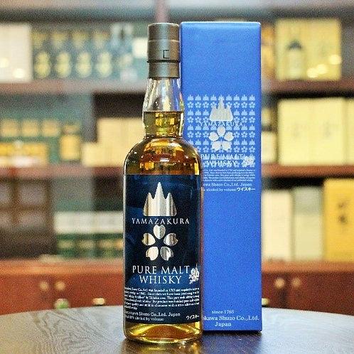 山櫻 純麥威士忌 (700ML)