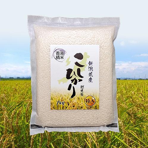 新潟縣 新發田產「越光」日本米(1kg)