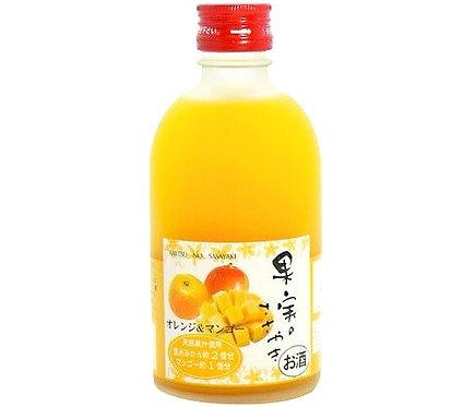 麻原酒造  果実のささやき 芒果酒
