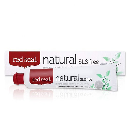Red Seal natural天然薄荷牙膏