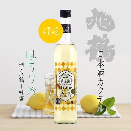 旭鶴    蜂蜜清酒