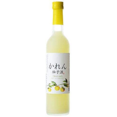 KAREN 純米柚子酒 (500ml)