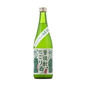 御前酒 純米 菩提酛濁酒 火入