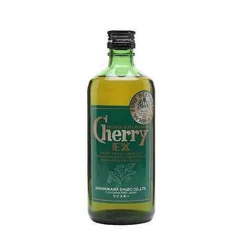 笹之川酒造 Cherry Ex 調和威士忌