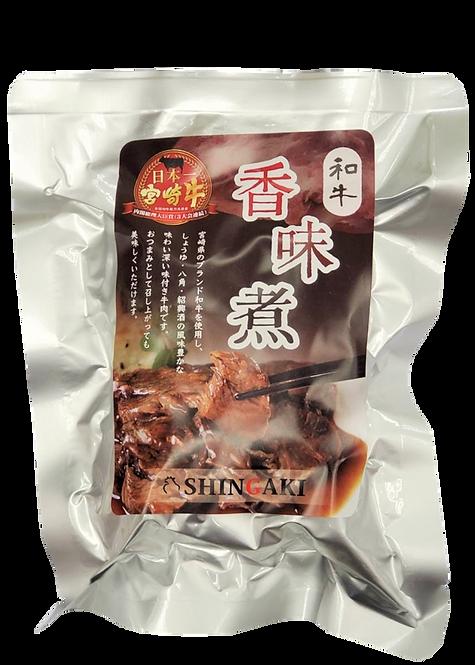 即食日本宮崎紅燒和牛