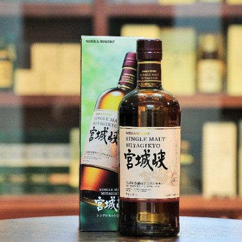 日本 宮城峽 單一麥芽威士忌 (700ml)