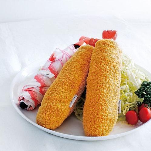【代購】日本最新人氣產品  炸蝦型縮骨遮