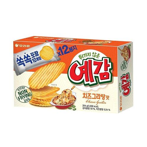 韓國 ORION 非油炸薯片 (芝士肉醬) 204g