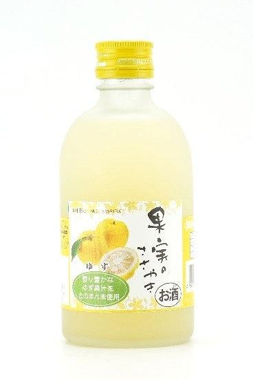 麻原酒造 果実のささやき 檸檬梅子果酒