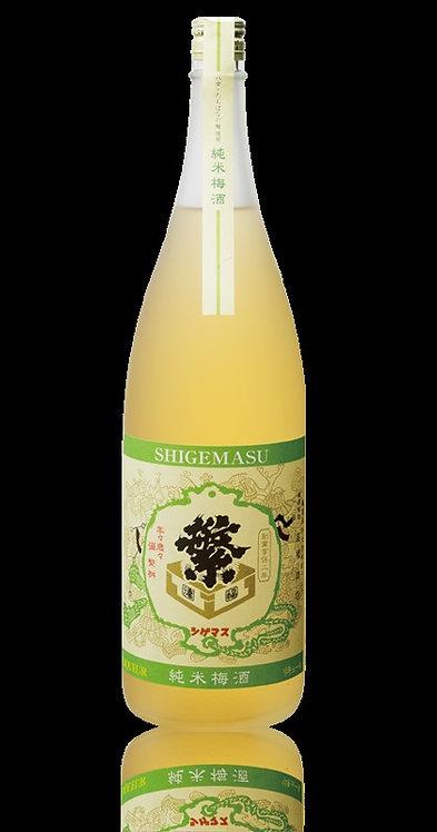 繁桝 純米梅酒 (720ml)
