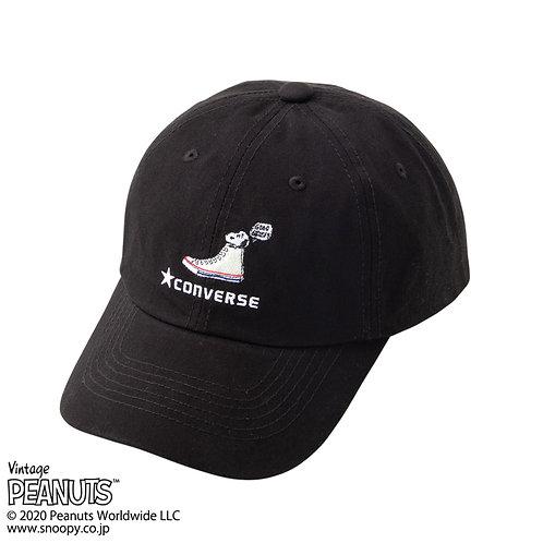 日本限定! PEANUTS X CONVERSE CAP帽
