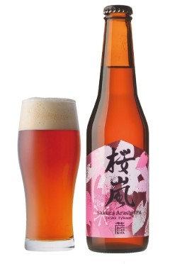 世嬉の一酒造  櫻嵐IPA啤酒