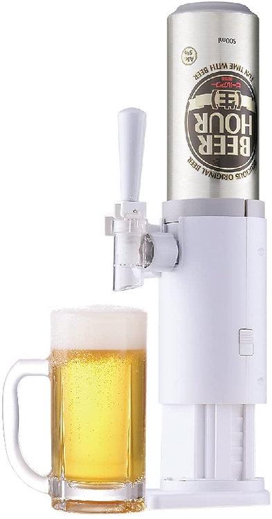 日本 TAKARA TOMY啤酒泡沫機 (白色)