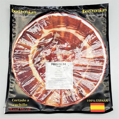 36個月 西班牙高級黑毛豬手切風乾火腿