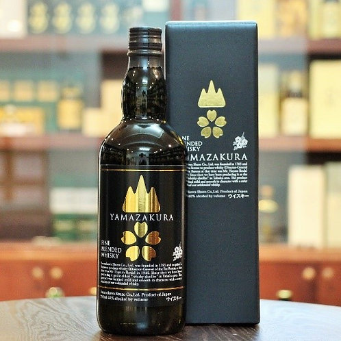 山櫻 調和威士忌 (Black Label) (700ml)